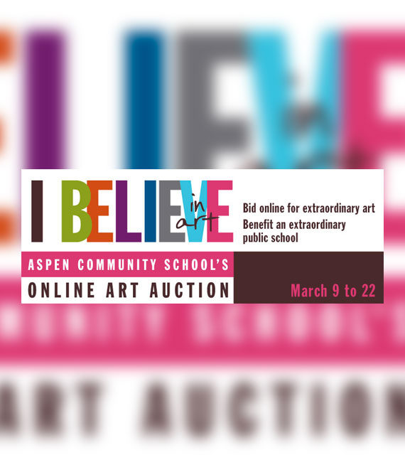 I Believe Art Auction